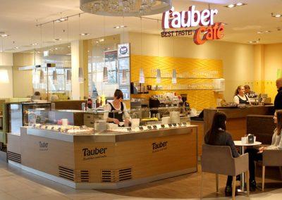 Cafe Tauber   Donauzentrum BT4