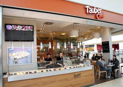 Cafe Tauber   Donauzentrum BT7